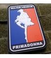 Major League Primadonna Patch
