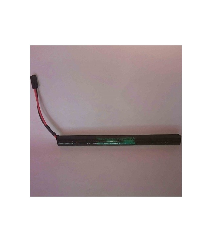 NiMH 9,6V 1600 mAh Stick