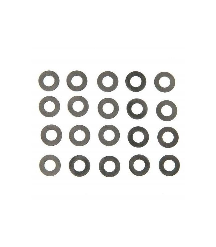 Lonex Shim set 20st  (0,1 + 0,2mm)