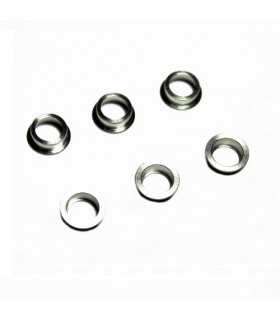 Stainless Bushing for Modular Gear Set 7mm (6 pcs)