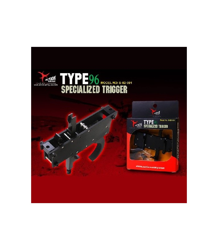 Action Army Type 96 zero trigger box