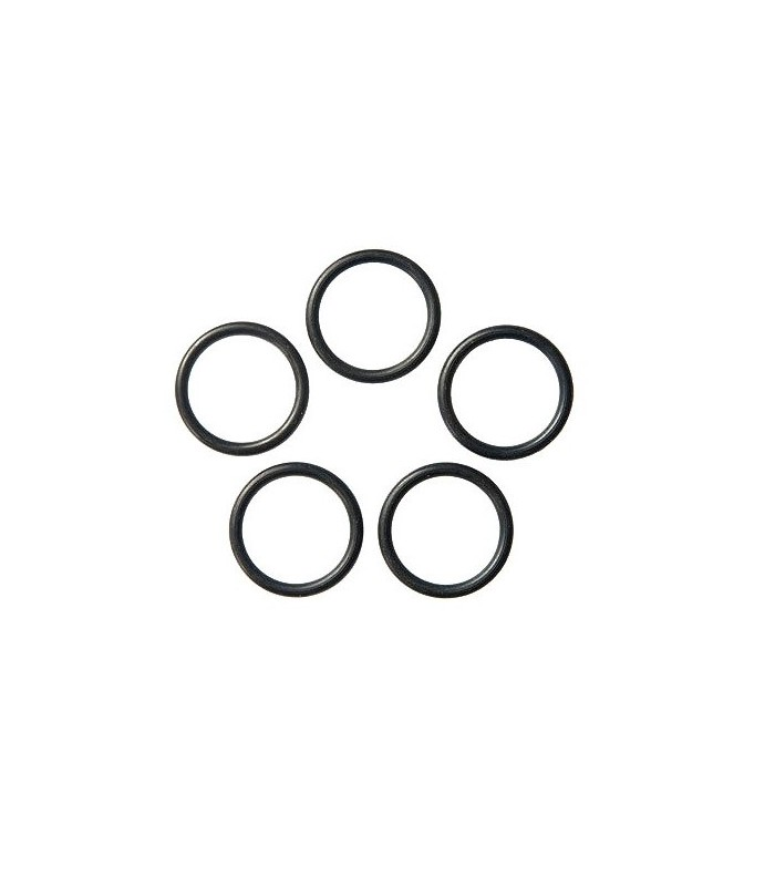 O-ring set (5st) Massief voor Piston head