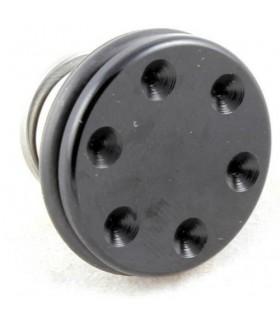 Lonex Aluminium Geventileerde piston head