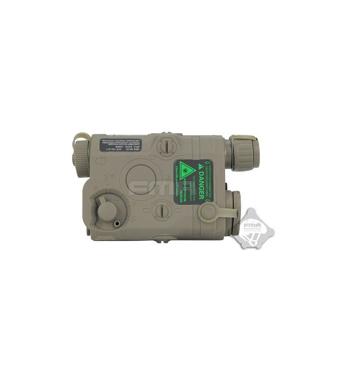 AN/PEQ-15 Navy Seal uitvoering Groen