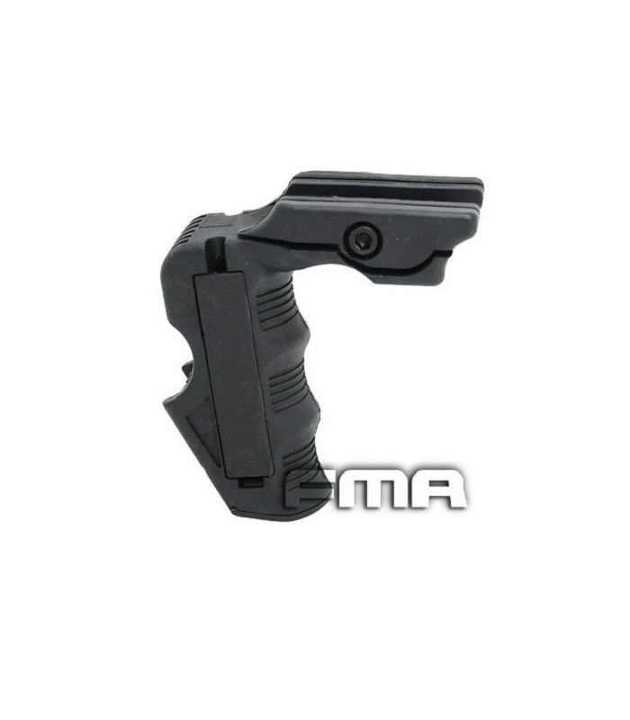Magwell Grip BLK