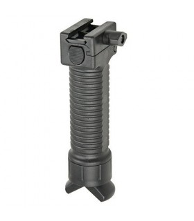 Tactical Bipod Grip Black