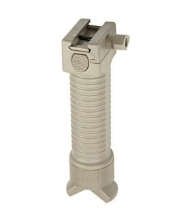 Tactical Bipod Grip TAN