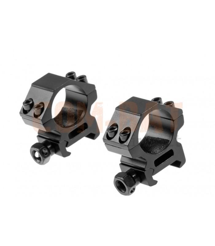25.4 mm Low Type Mount Rings
