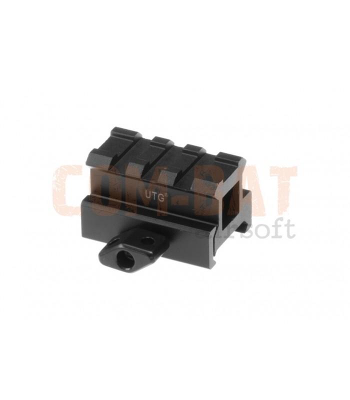 Leapers Medium Profile 3-Slot Twist Lock Riser Mount
