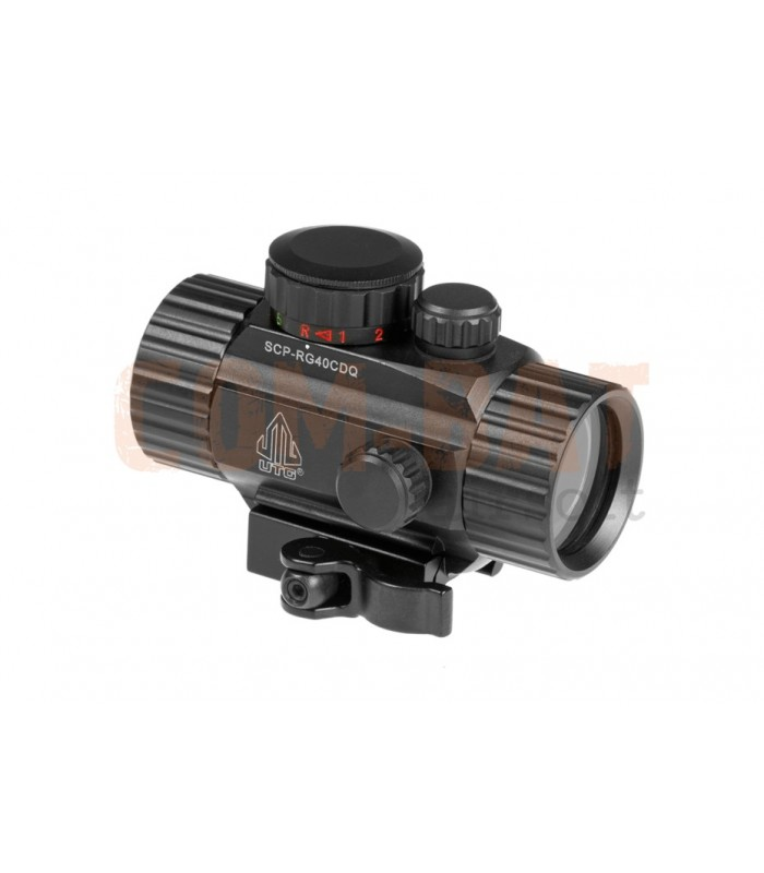 3,8 Inch 1x30 Tactical Circle Dot Sight TS