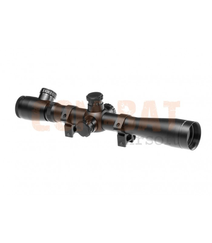 3.5-10x40E-SF Sniper Rifle Scope