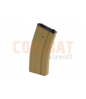 Battle Axe M4/M16 magazijn TAN 300rds