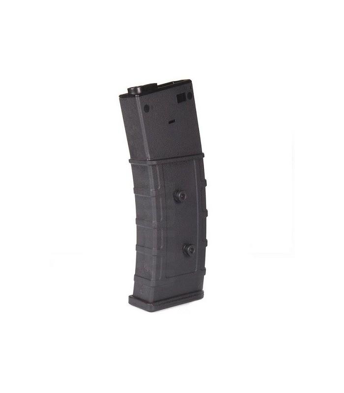 Flash Mag M4 Polymeer Black  360rds