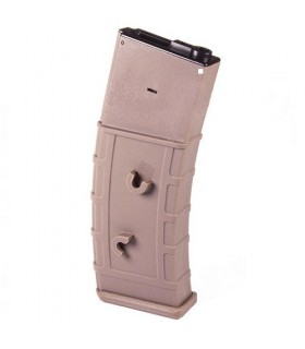 Flash Mag M4 Polymeer TAN  360rds