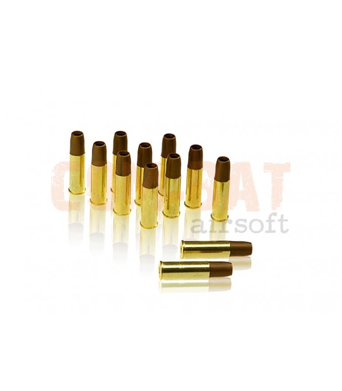 Low Power Revolver Shells (25st)
