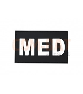 MED Rubber Patch (Glow in the Dark)
