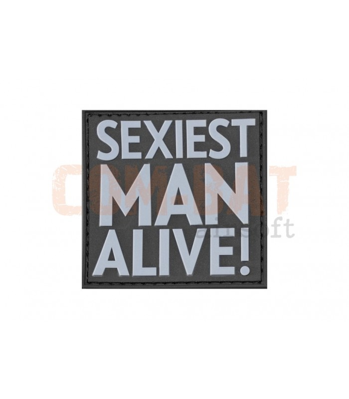 Sexiest Man Alive patch