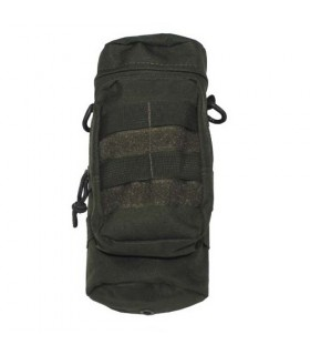 Ronde luxe pouch Olive Drab