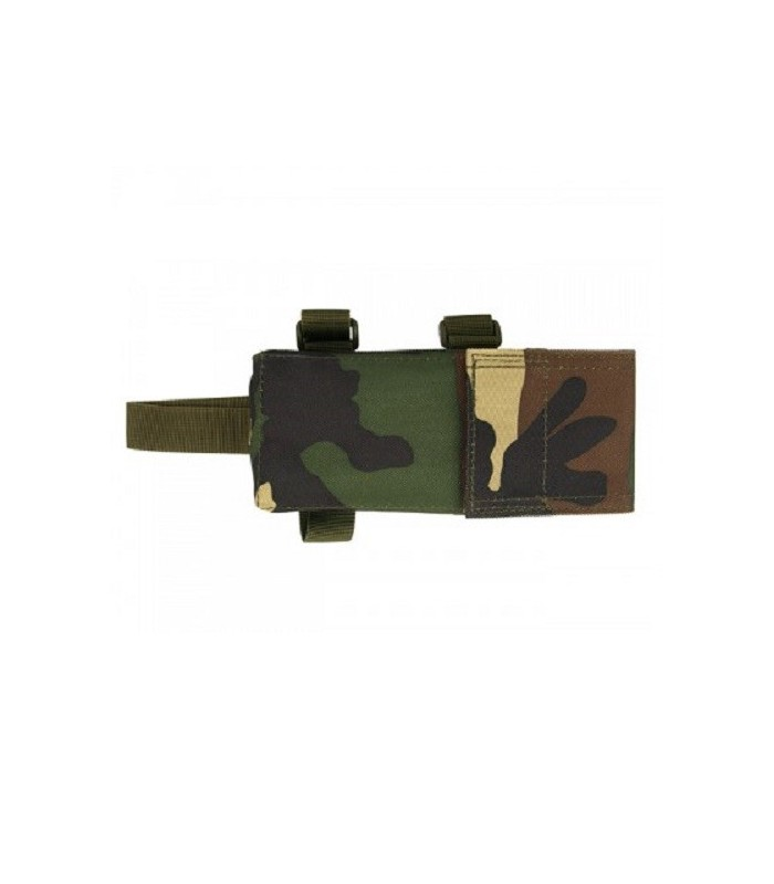 Stock Pouch voor M4/M15/M16 Woodland