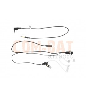 Z-Tactical FBI Style Acoustic Headset