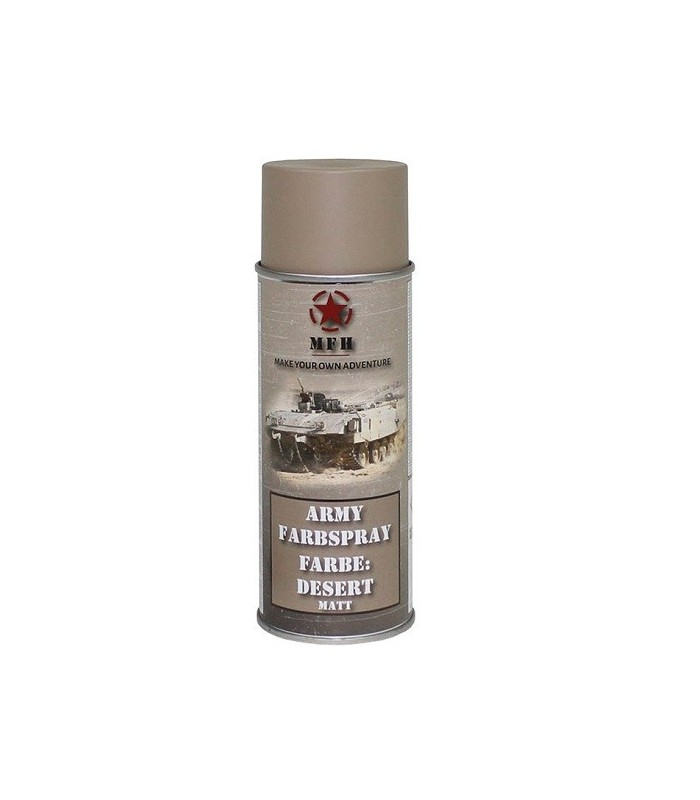 Spuitverf Desert Tan 400ml