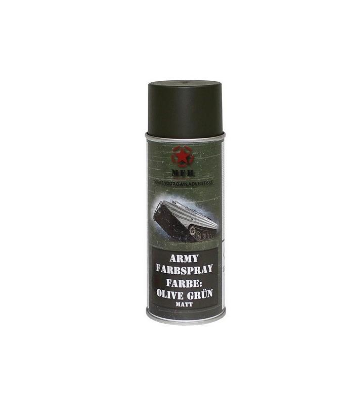 Spuitverf Olive Drab 400ml