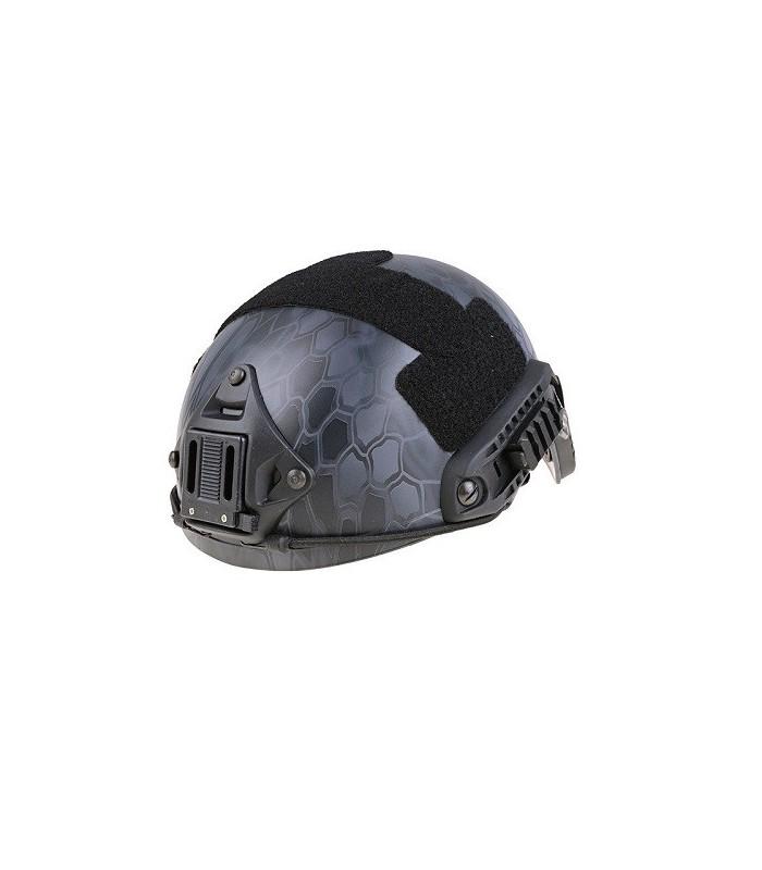 Ballistic Helm Type  Kryptec BLK (M/L)
