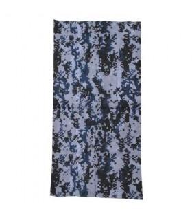 Multifunctionele sjaal Skyblue