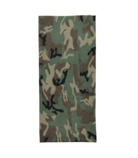 Multifunctionele sjaal Woodland