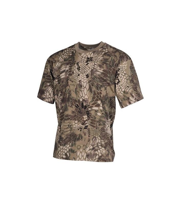 T-shirt US style Kryptec Mandrake