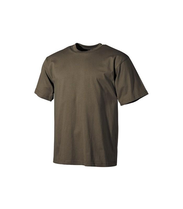 T-shirt US style OD