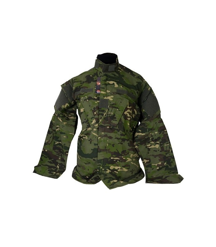 Valor gear TDU Field Shirt Multicam tropic