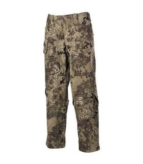 BDU Commando broek met kniestukken Kryptec