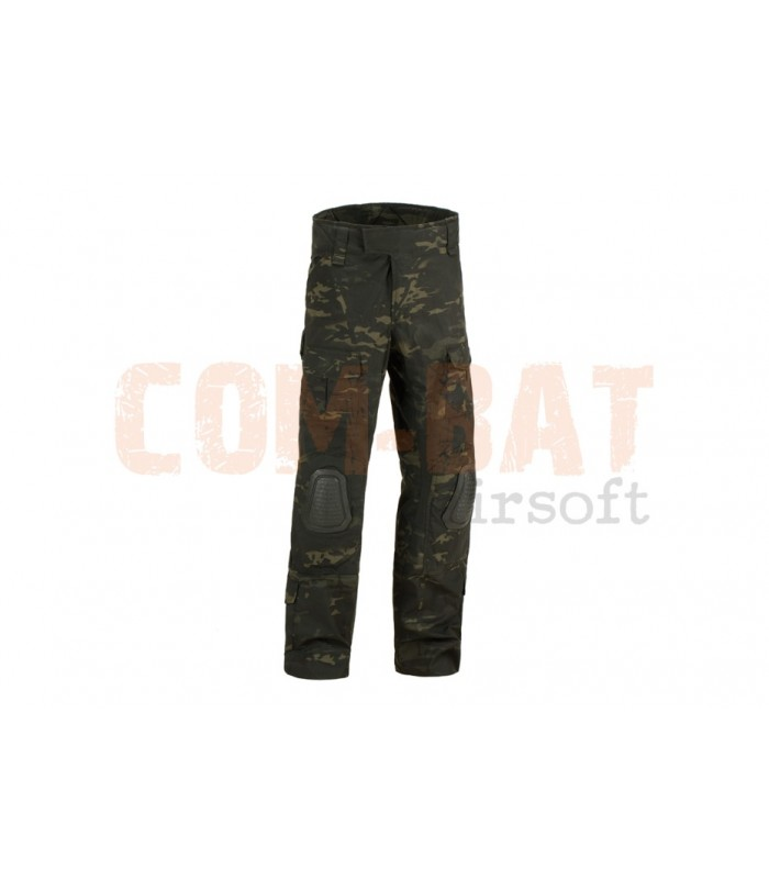 Invader gear Predator Combat Broek Multicam Black
