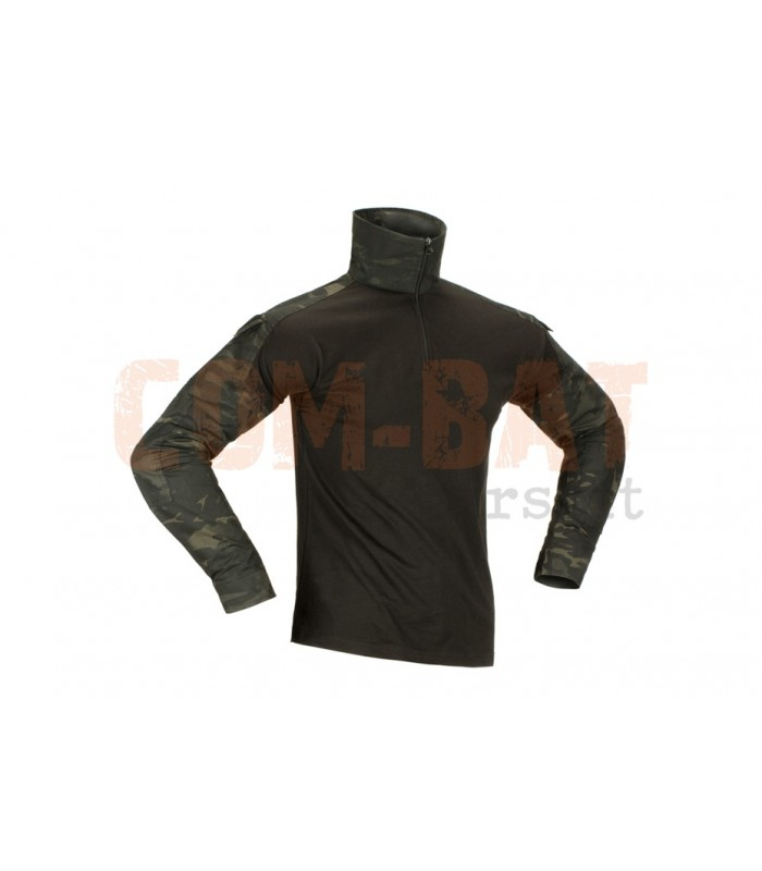 Invader Gear Combat Shirt Multicam Black