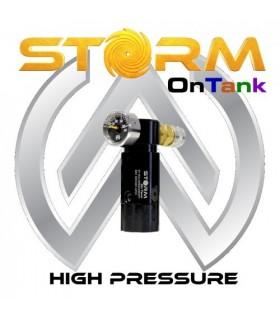 Storm On tank Regulator High Pressure met line