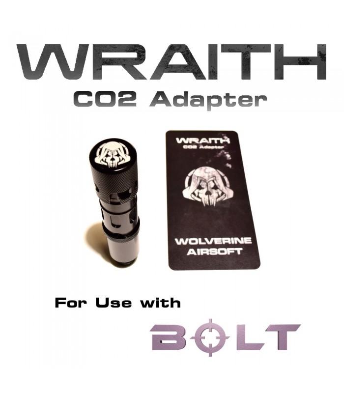 Wraith Co2 adapter