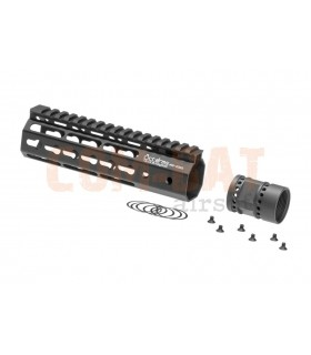 Octaarms 7 Inch Keymod Rail Black