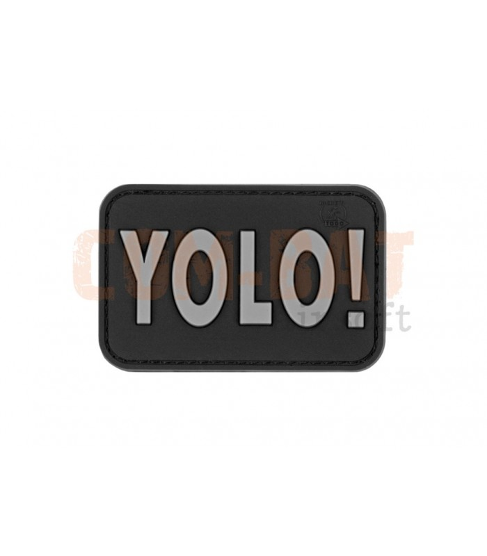 YOLO Rubber Patch