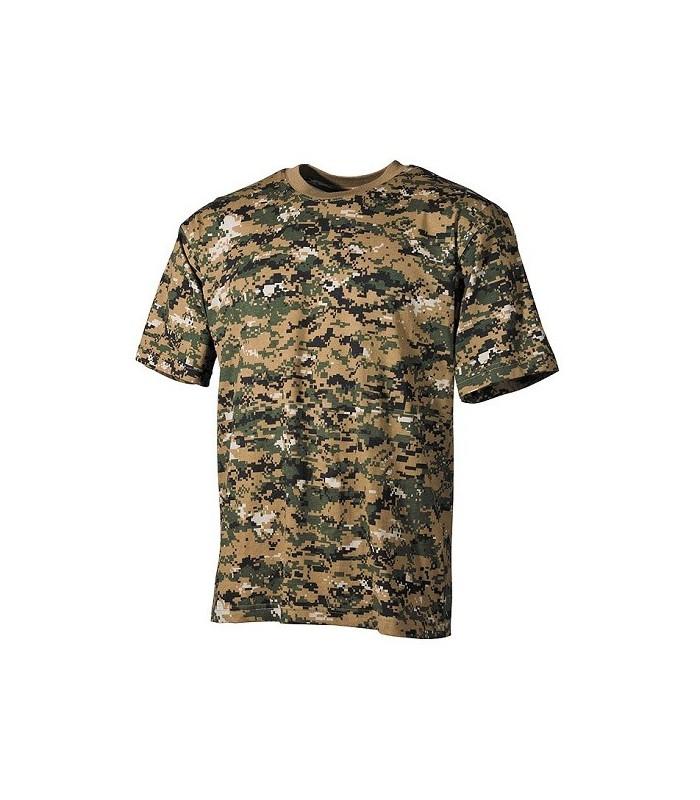 T-shirt US style Marpat