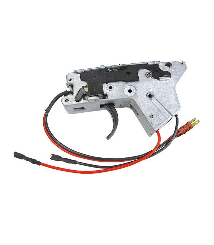 MA-61 M4 Lower gearbox (bedrading voorzijde)