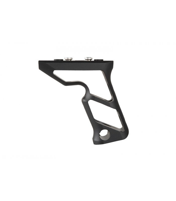 Long Angled Skeleton Grip Black KeyMod