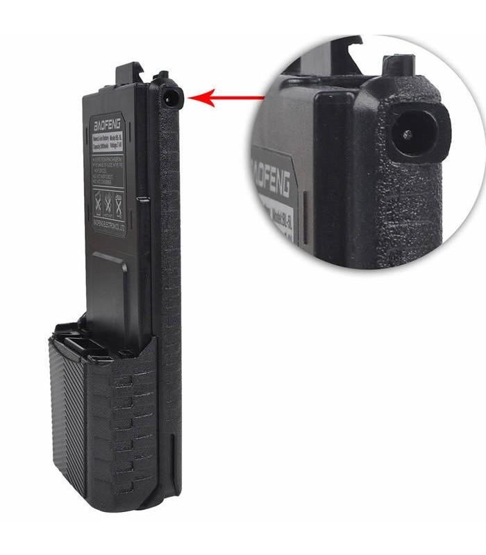 Baofeng Batterij Lang 3800mAH