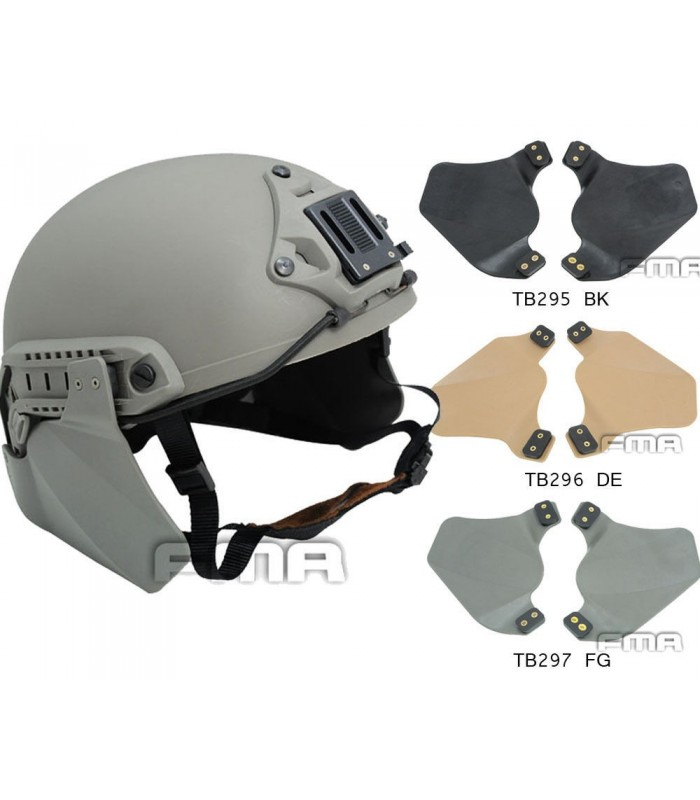 Helmet Side Cover OD