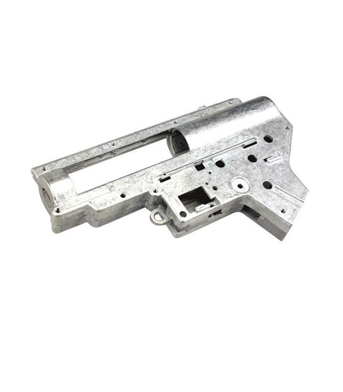 MC-63 V2 Gearbox Shell (leeg incl Schroeven)