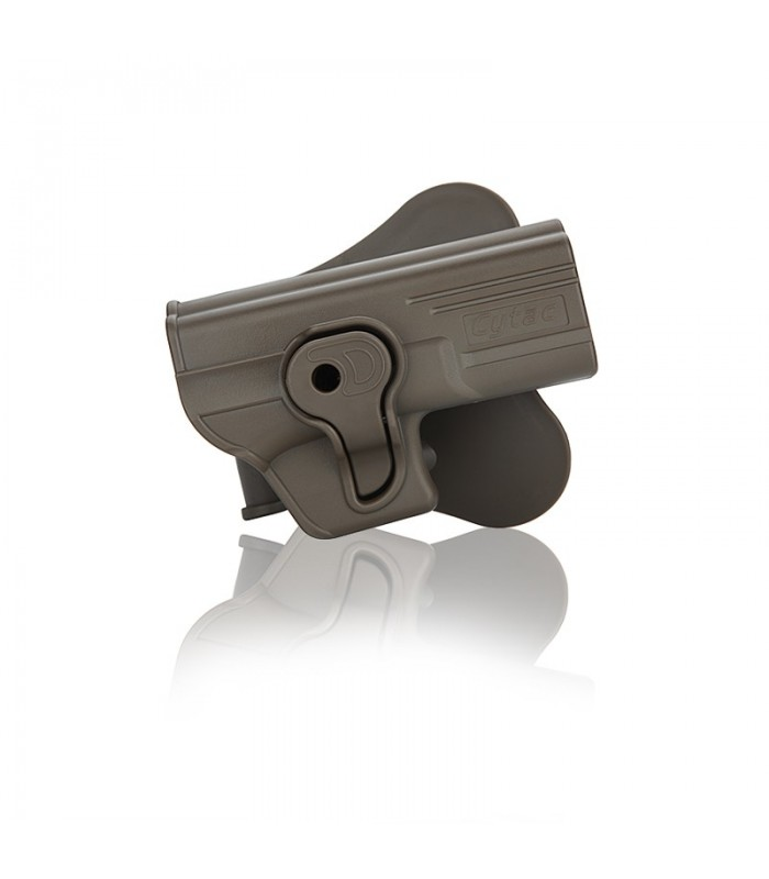 Cytac Glock Universeel GAG Roto paddle RH TAN