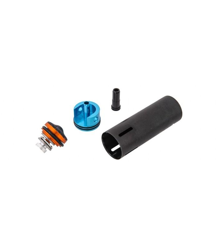"""Enhanced Cylinder Set M4 """"Aluminium Mushroom-type Piston head'"""