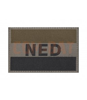 Claw Gear Netherlands Patch Tan