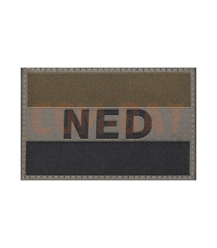 Claw Gear Netherlands Patch RAL7013