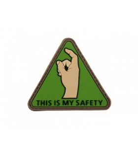 Safety PVC Patch